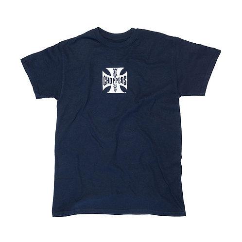 T-shirt WCC Maltese Cross ATX Navy