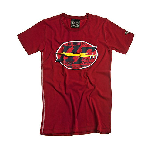 Holy Freedom t-shirt manches courtes HF Red