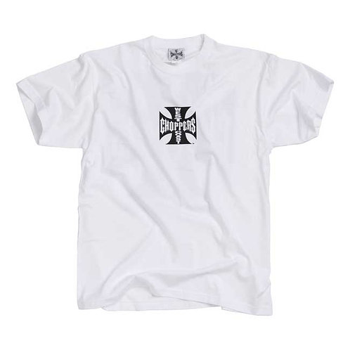 T-Shirt WCC Maltese Cross White