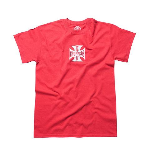 T-shirt WCC Maltese Cross Red