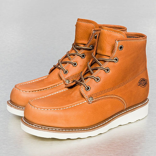 Dickies Chaussures Ilinois lacets couleur camel