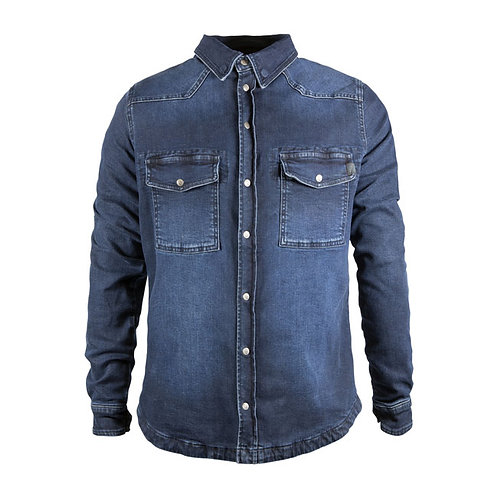 Chemise Kevlar John Doe Denim Dark Used