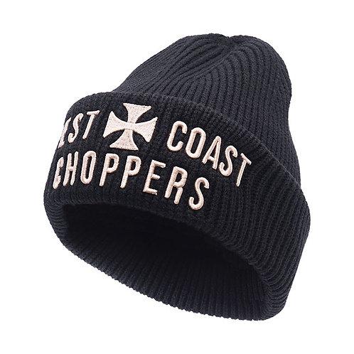 Bonnet WCC Cross Rib Black