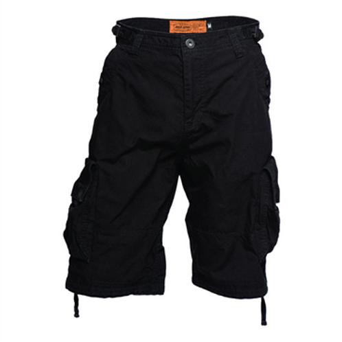 Cargo Shorts WCC Black