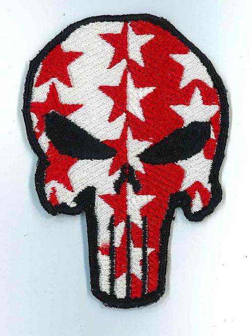 Patch Skull Valais