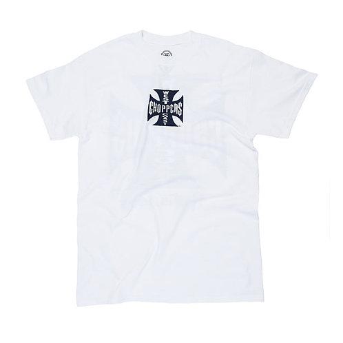 T-shirt WCC Maltese Cross ATX White