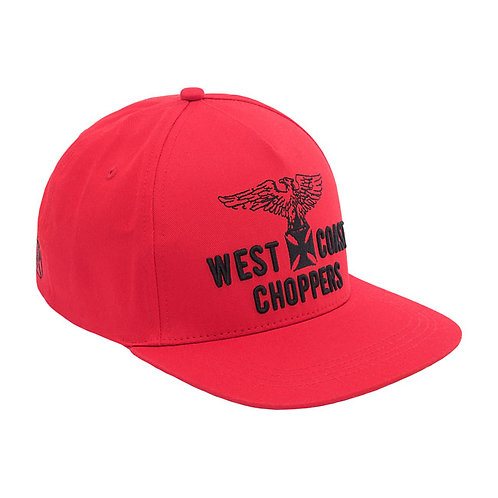 Casquette WCC Eagle Red