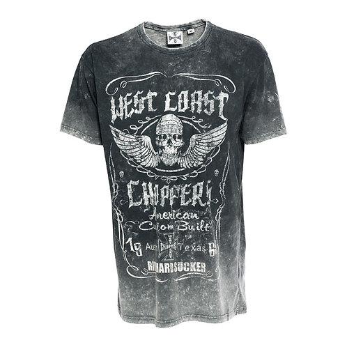 T-Shirt WCC Ride Hard Sucker