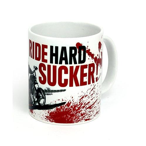 Tasse WCC Ride Hard Sucker