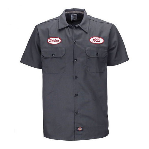 Dickies chemise Rotonda South girs manches courtes
