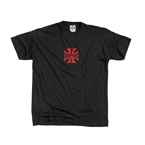 T-shirt WCC Original Cross Black