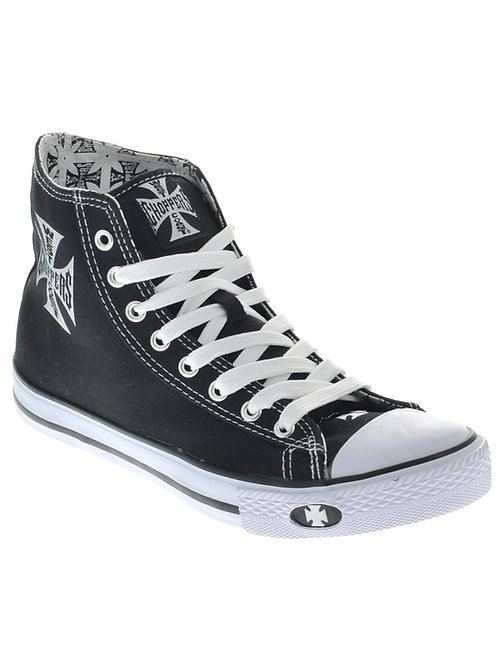 Sneakers WCC Warrior Hi-Tops Black