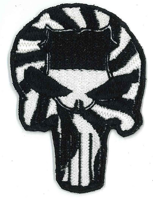 Patch Skull Fribourg