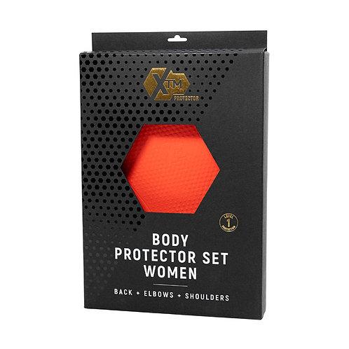 Kit de protections supérieur pour dame