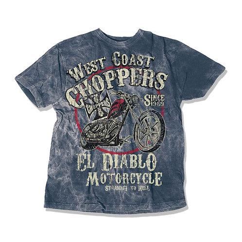 T-Shirt WCC El Diablo