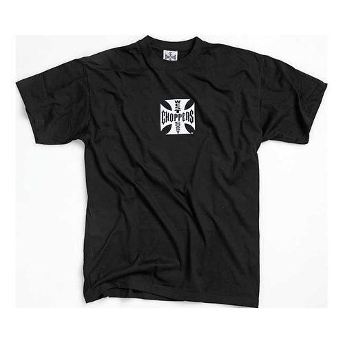 T-Shirt WCC Maltese Cross Black