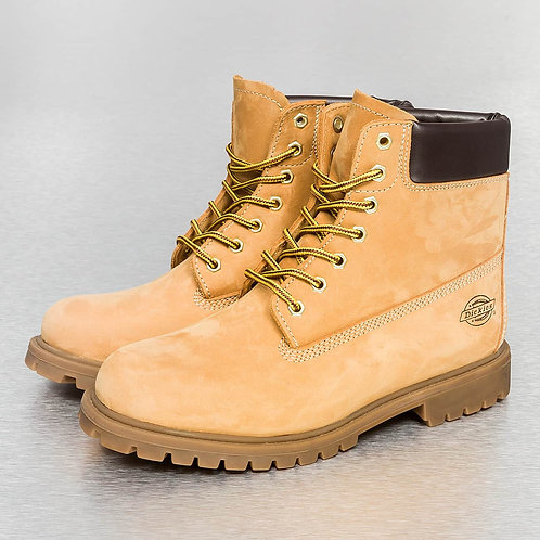 Dickies Chaussures South Dakota lacets couleur camel