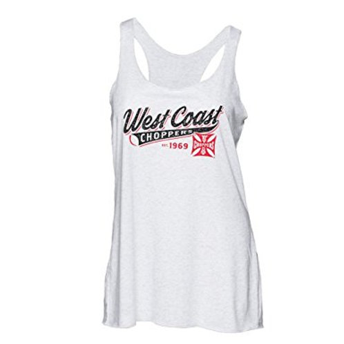 T-Shirt Lady WCC Baseball Racerback