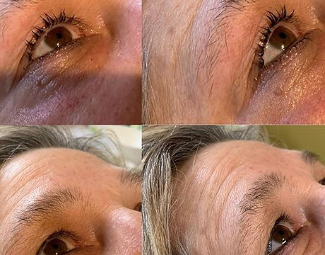 Lashlift, wauw what a difference!! 😍🤩