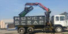 Howick Scrap Metal collect scrap