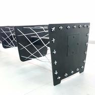 Metal Suspension Bench
