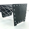 Metal suspension bench