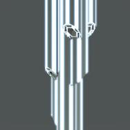 Aluminum Extrusion Lamp