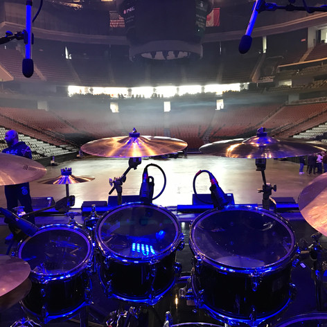 Soundcheck McDonalds Gospel Fest - Prudential Center Arena - Newark, NJ