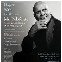 Honoring Mr. B!