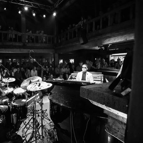 Festival da Jazz - St. Moritz, Switzerland with the Matthew Whitaker Trio