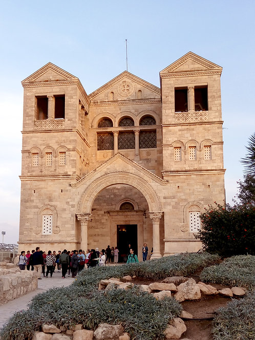 Nazareth and Sea of Galilee (One day tour)