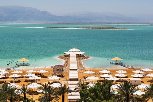 Мертвое море СПА отеля ЛОТ (с обедом)