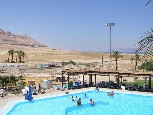 Мертвое море СПА Эн Геди (с обедом)