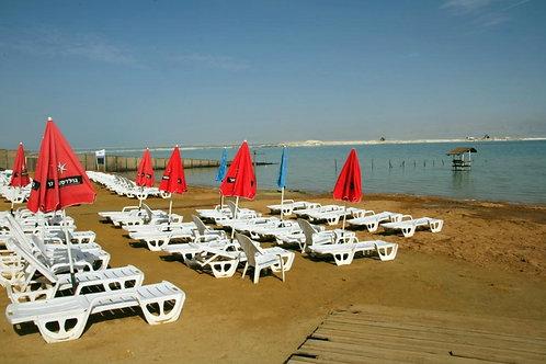 Мертвое море пляж «Премьер» (без обеда)