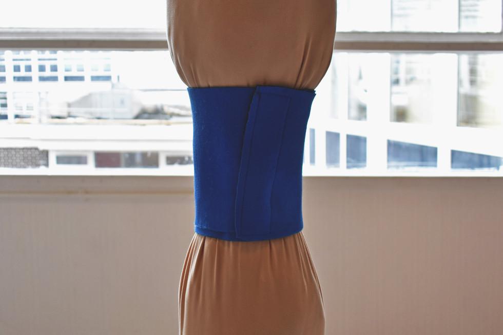 lumbar support (detail)