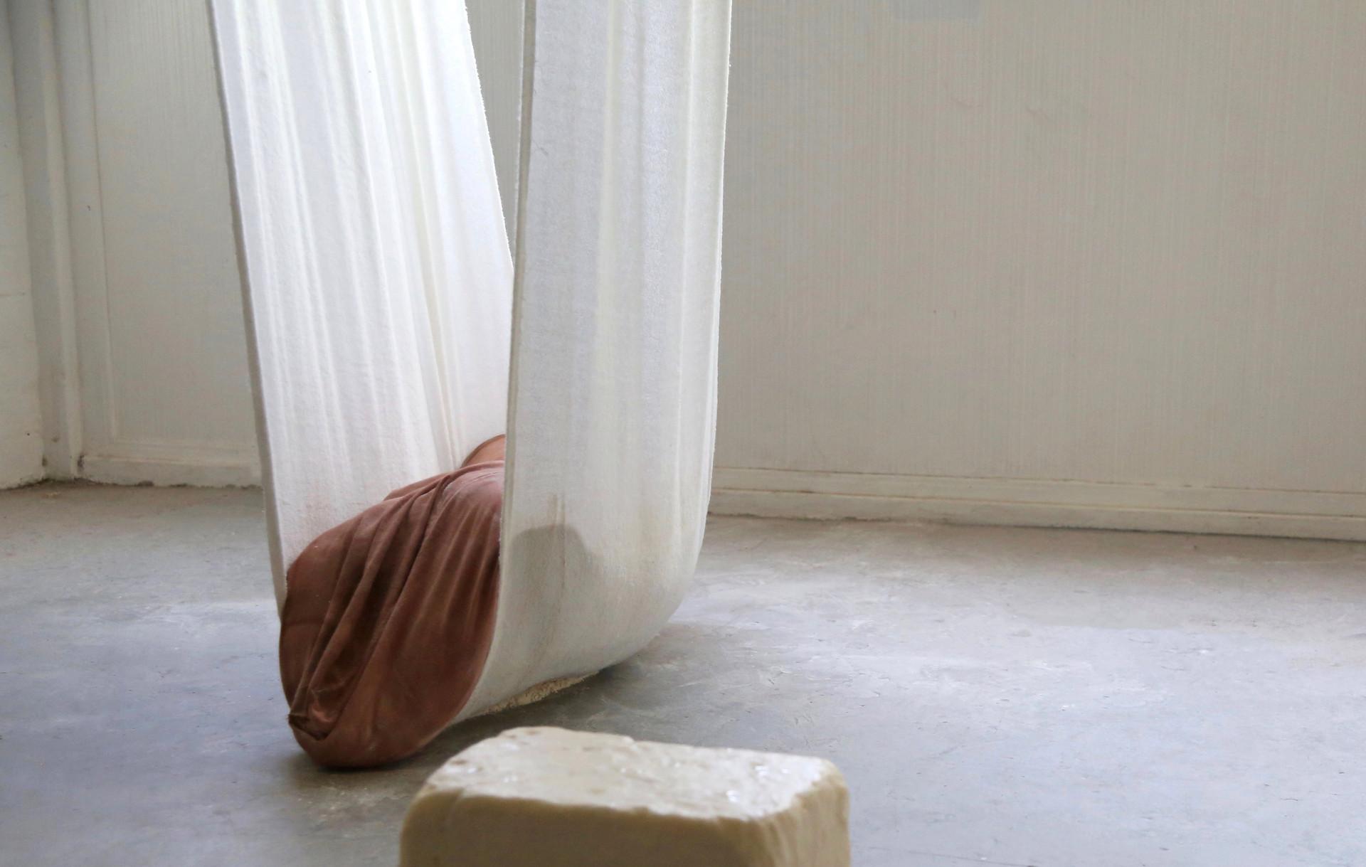 towel dry (detail 2)