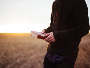 Faith Comes from Hearing God's Word