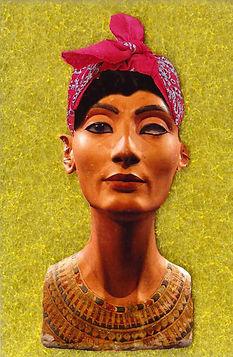 No somos venus Nefertiti.jpg