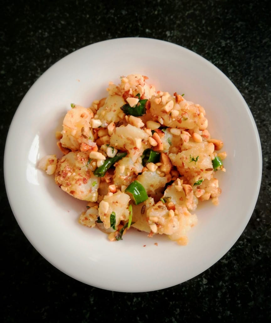 jeera aloo recipe, tadka aloo recipe, tempered potatoes recipe, indian vrat upvas fasting recipes, navratri vrat thali recipes, traditional indian food recipe blog whiskmixstir, sheetal jandial