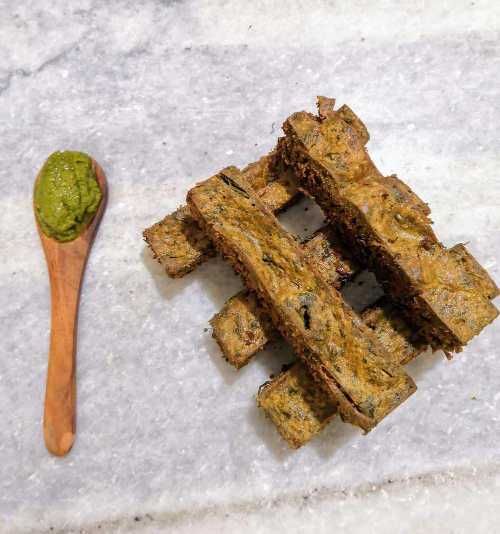 kothimbir vadi recipe, mint chutney recipe, indian recipe blog, traditional indian snack recipes, indian food recipe blog whiskmixstir, sheetal jandial