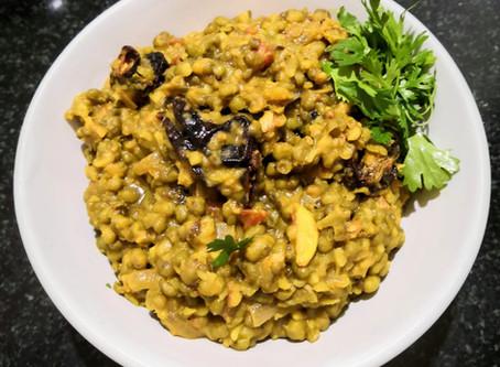 Sukha Moong (dry whole green moong dal)