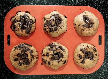 Chocolate chip / chunk muffins