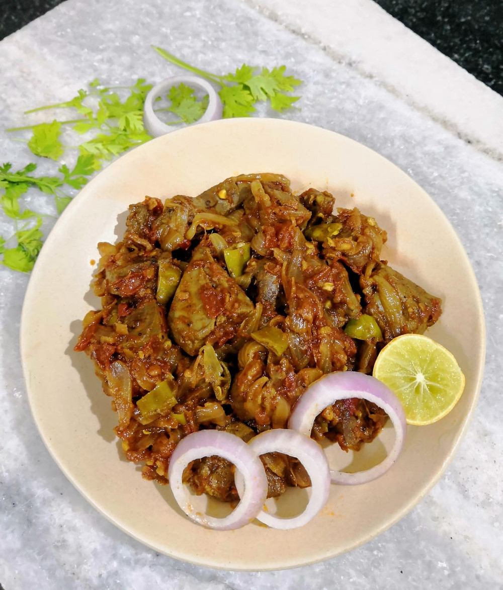 kaleji fry recipe, mutton liver fry recipe, kaleji masala recipe, indian appetiser recipe, mutton liver masala recipe, mutton recipes, traditional indian food recipe blog whiskmixstir, sheetal jandial