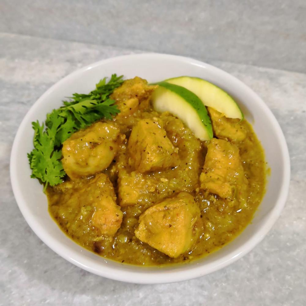 kairi murgh recipe, chicken in raw mango curry, indian recipe blog, indian chicken recipes, traditional indian food recipe, indian food recipe blog whiskmixstir, sheetal jandial