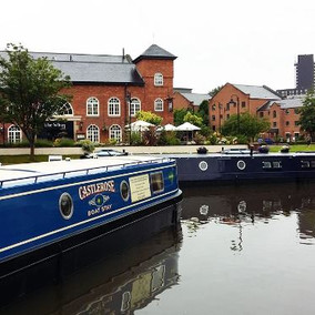 In Praise of Enterprise – via a 260 year old canal