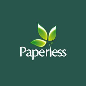 We've Gone Paperless!