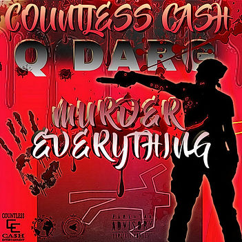 Q Darg - Murder Everything (Official Cov