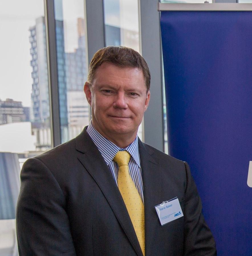 TAS CEO Shane Baker