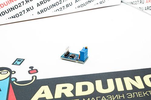 Микросхема на базе интегрального таймера NE555