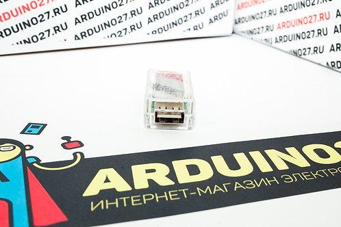 USB-цифровой вольтметр с разъемами USB-AV